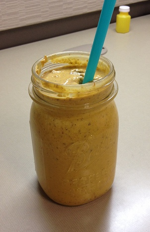 12-2-13 pumpkin smoothie 2
