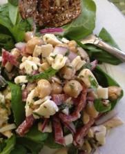 the leon salad