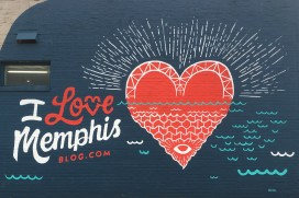 i love memphis blog heart